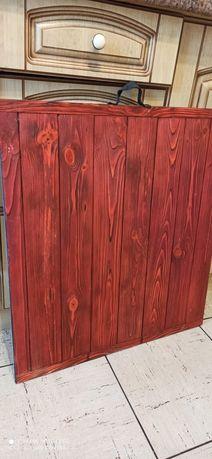 Фотофон деревянный двухсторонний