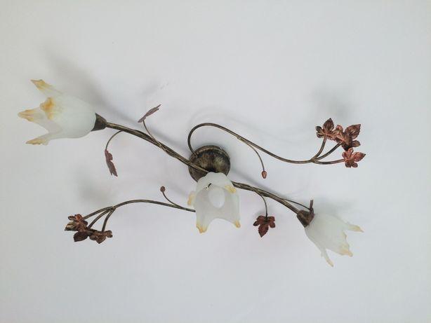 Żyrandol - metaloplastyka