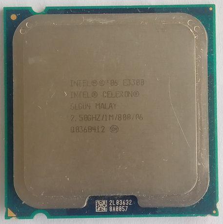 Процессор Intel® Celeron® E3300