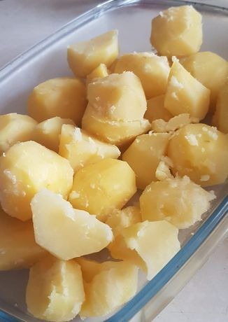 JUREK 0,33zl ziemniaki jadalne +55 kal zdrowe SMACZNE worki 15kg