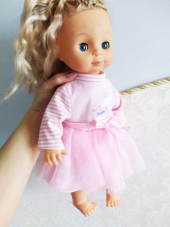 Кукла Наталья лялька Наталя інтерактивна кукла говорить