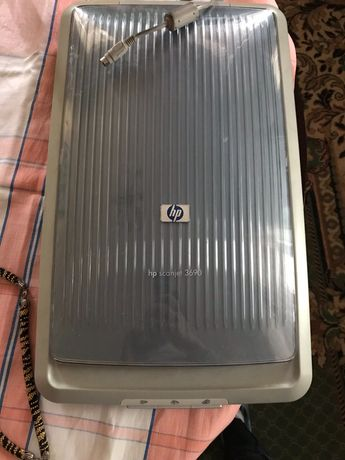 Сканер HP неиспользованный