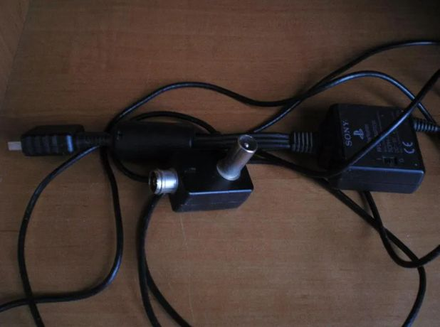 Kabel PS2 PS3 PSX Konwerter RFU - ANT, Composite, component SONY
