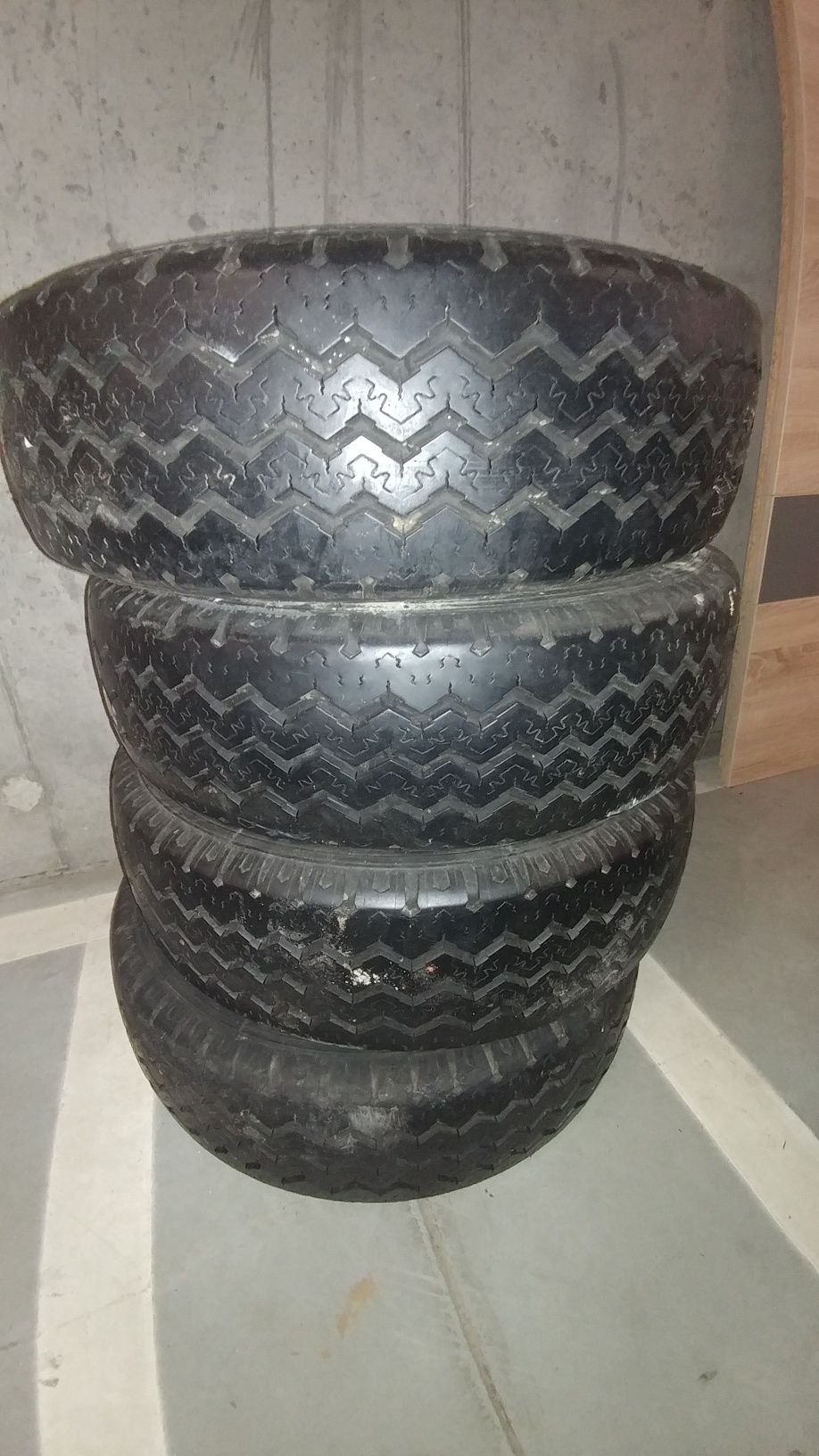 Opony Citroen Jumper 215/70/R15 na 195/75/R16C