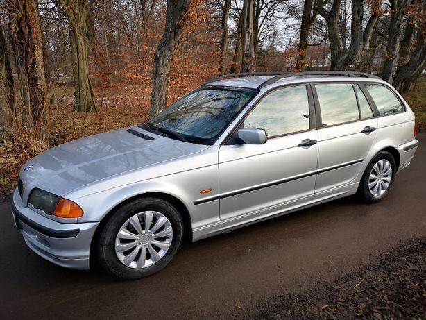 BMW 3 E46 Kombi***2.0D***Stan Bardzo Dobry***Zarejestrowany***Klima