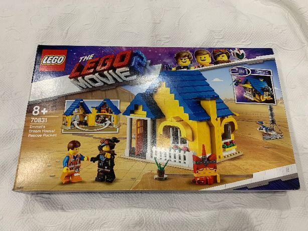 LEGO Movie 70831 Дом мечты Эммета / Спасательная ракета!
