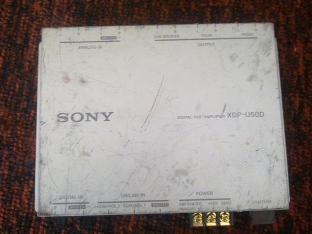 процессор 6-ти канальный Sony XDP-U50D(made in Japan)