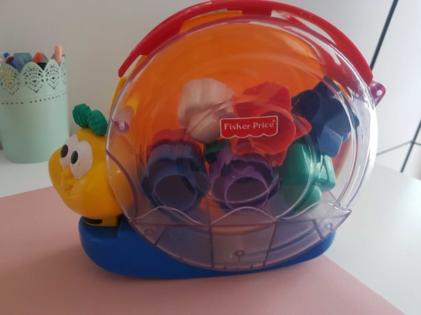 Sorter  ślimak  Fisher Price