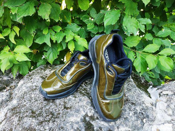 Кожаные кроссовки Dockers by Gerli. 36 размер. Оригинал!