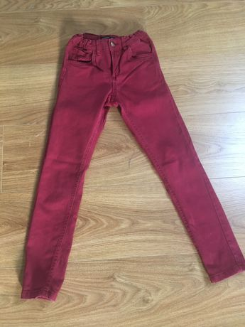 Wyprzedaż spodnie Reserved 134