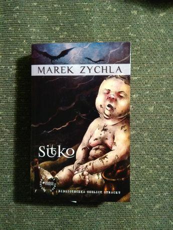 Marek Zychla Sitko - horror, weird fiction, groza