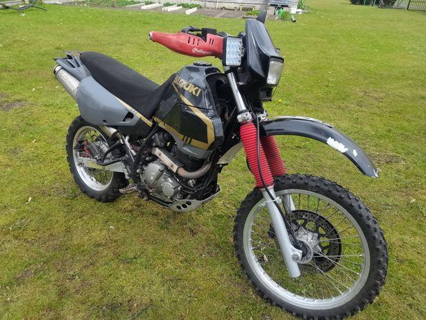 Suzuki Dr 650 RE enduro zarejestrowany