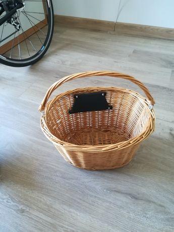 Koszyk rowerowy przedni