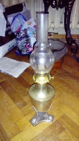 Лампы антикварные керосиновые