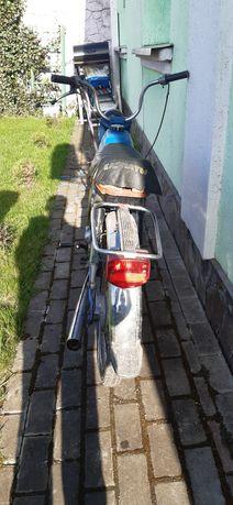 Мотоцикл карпати 50сс