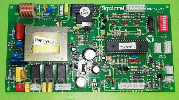 Блок управління Squirrel DTM16A котла Грандини