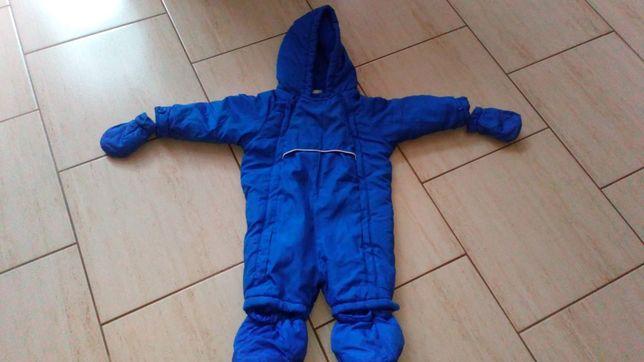 Kombinezon zimowy chłopięcy F&F, rozmiar 80 (9-12 miesięcy)