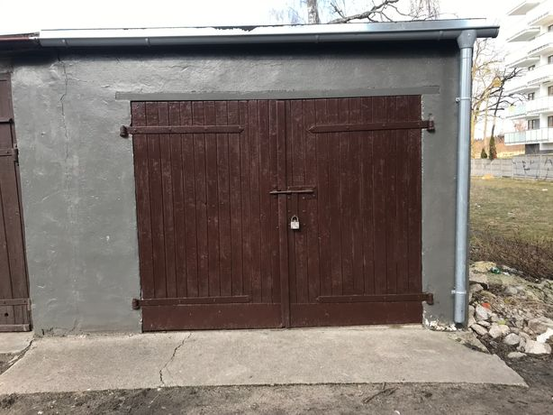 Sprzedam odnowiony garaż na ul. Kościuszki