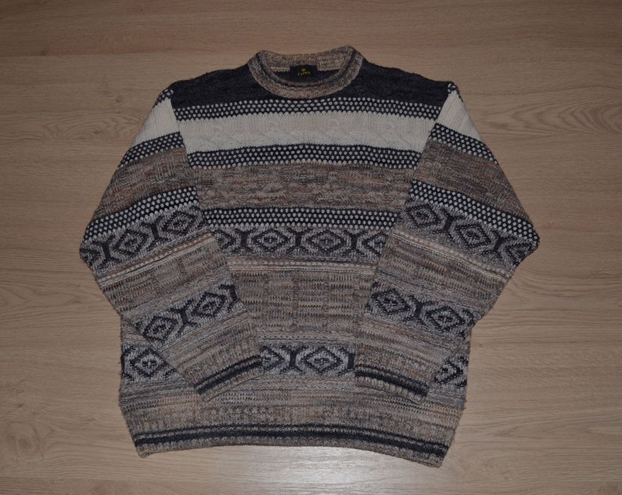 свитер шерсть Италия Fiume coogie lacoste pendlton usa Тернополь - изображение 1