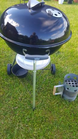 Grill ogrodowy Weber