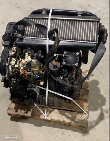 Motor PSA/Suzuki 1.9td