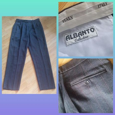 Классические мужские брюки 48 р.albanto