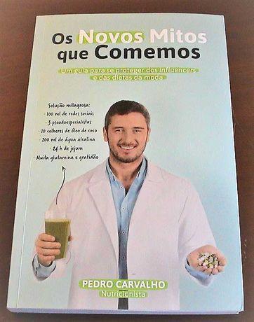 """Nutricionismo - """" Os NOVOS MITOS que COMEMOS """" Pedro Carvalho"""