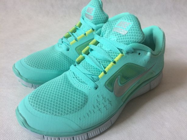 Nike Free Run 5.0 Miętowe Damskie Rozmiar 38 Wysyłka 24H Pobranie HIT!