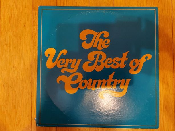 Składanka, The Very Best Of Country, USA, 1972, bdb.
