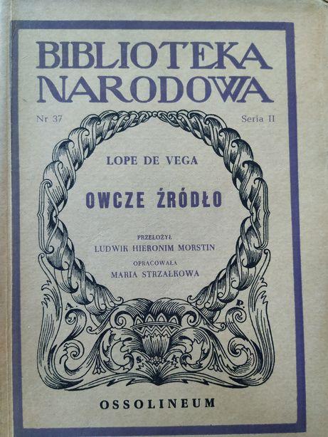 Owcze źródło Vega oraz Pisma estetyczno krytyczne Mickiewicz