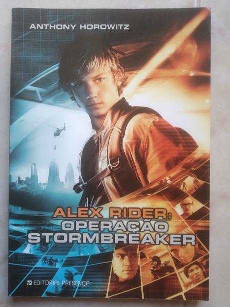Livros Alex Rider