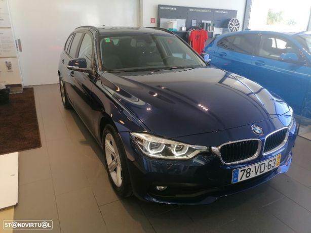 BMW 318 d Touring Auto
