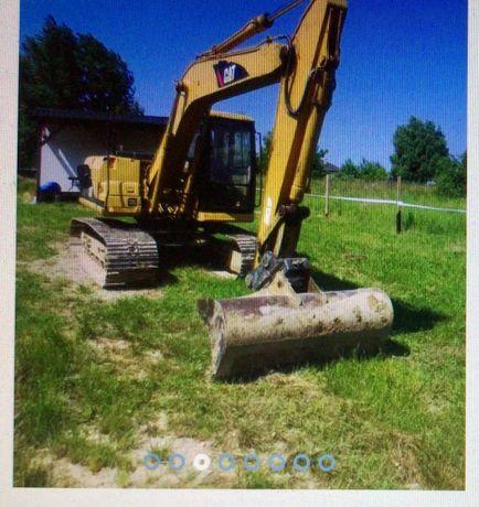 Екскаватор КАТ 311 В, свіжопригнаний, три ковші, 2001 р. 8950м\год.