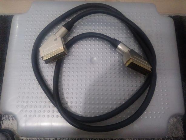 Kabel Euro do dvd magnetovidu telewizora itp
