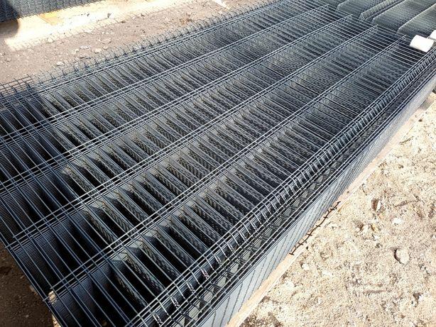 Panel ogrodzeniowy drut fi4 h123