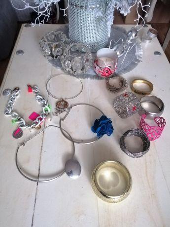 Zestaw biżutera damska