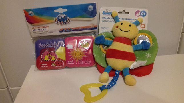 Nowe zabawki dla dziecka
