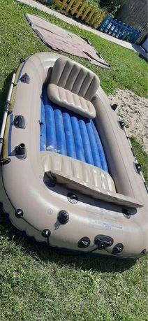 Надувная Лодка INTEX 4-х местная