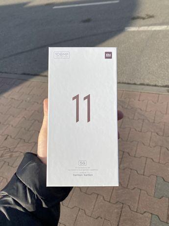 Xiaomi Mi 11 8/256, DOSTEPNY, Midnight Gray