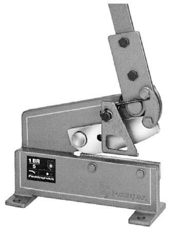 Tesoura Guilhotina Manual Peddinghaus 1BR4 / 2BR4 Cascais - imagem 1