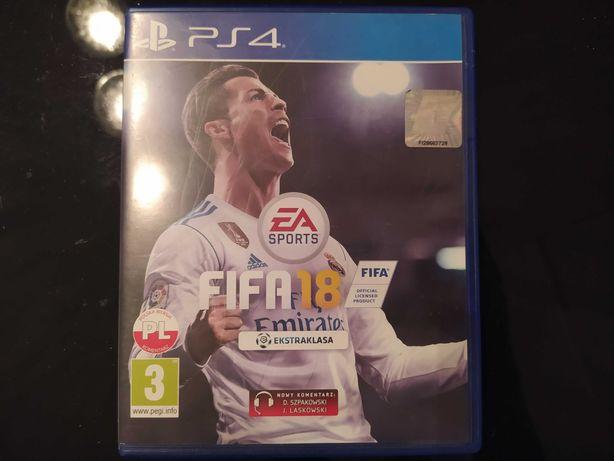 FIFA 18 na PS4 super stan