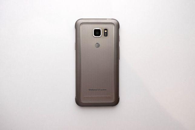 Samsung Galaxy s7 Active 32Gb SM-G891A Sandy Gold (#1718)