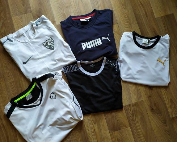 Продам спортивні майки Puma,Nike,Adidas,Reebok,Fila,lotto,Kappa,Demix.