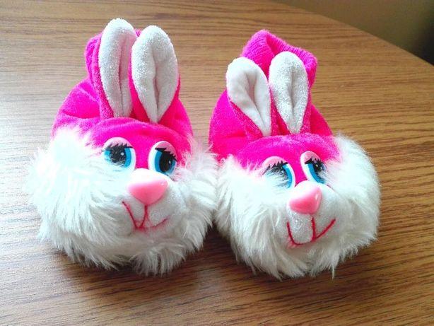 Pantofle króliki
