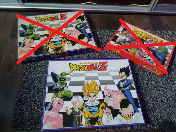 Szachy Dragon Ball Z - 2002 rok, okazja dla kolekcjonera!