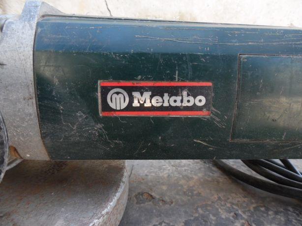 Rebarbadora METABO