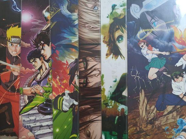 Плакаты А3 ( аниме, игры, к-поп, сериалы, рок, мультсериалы )
