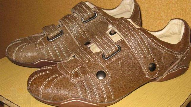 Продам: отличные новые кожаные кроссовки Vitto Rossi.