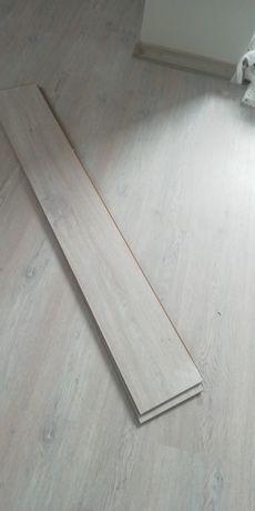 Panele dąb biały olejowany