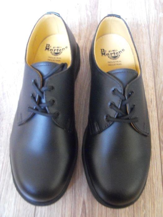 Dr. Martens Industrial 7 40/41 26cm buty Skóra* Nowe Oryginalne Białystok - image 1
